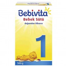 BEBEVITA BEBEK SÜTÜ 1 500 GR