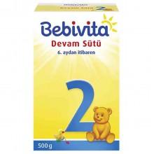 BEBEVITA BEBEK SÜTÜ 2 500 GR