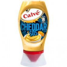 CALVE CHEDDAR SOS 240GR