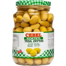 CEBEL KOKTEYL YESIL ZEYTIN 900 GR