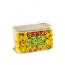 CEBEL BIBERLI YESIL 600 GR