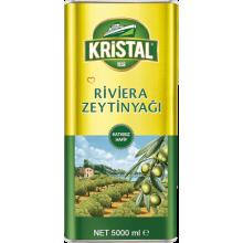KRISTAL ZEYTINYAGI RIVIERA 5 LT TNK