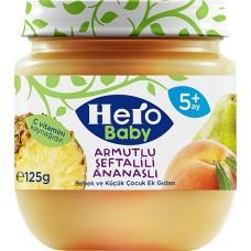 HERO BABY ARMUT ANANAS SEFT.125 GR
