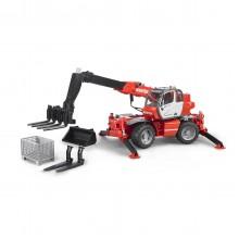 Bruder Manitou Mrt 2150 Teleskopik Forklift