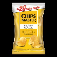 CHIPS MASTER CLASSIC 150GR