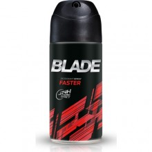 BLADE DEO FASTER FOR MEN 150 ML