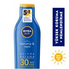 NIVEA SUN NEM.LOTION SPF 30 200 ML
