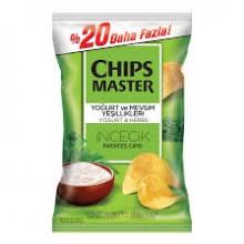 CHIPS MASTER INCECIK YOGURT 150 GR